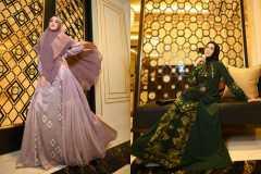 Sebelas daerah di Indonesia jadi inspirasi motif gamis batik